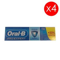 Oral-B Pro-expert dentífrico 4x100ml