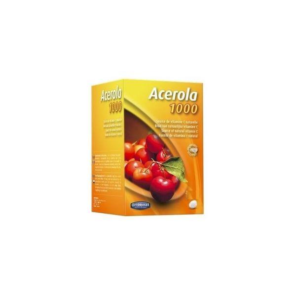 ORTHONAT ACEROLA 1000 30 COMPRIMIDOS