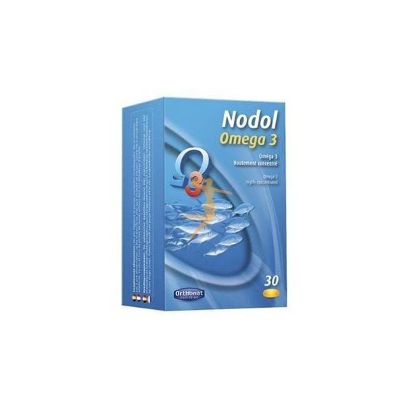 ORTHONAT NODOL OMEGA 3 30 CAPSULAS