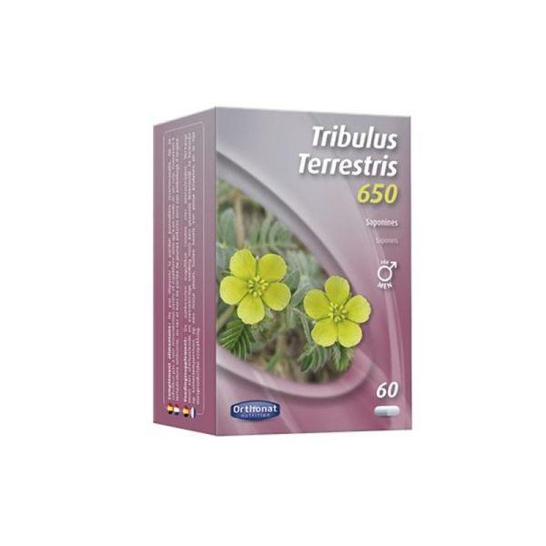 ORTHONAT TRIBULUS TERRESTRIS 650 60 CAPSULAS