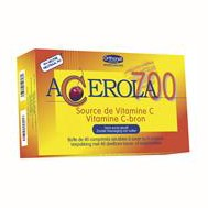 ORTHONAT ACEROLA 700 40 COMP. MASTICABLES