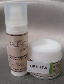 PACK GALENO CONTORNO DE OJOS Y LABIAL ANTIARRUGAS 30 ML Y CREMA LIFTING 30 ML