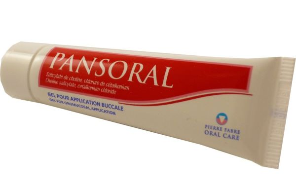 PANSORAL GEL BUCAL TUB 15G