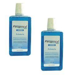 PAROGENCYL CONTROL COLUTORIO 500ML X2