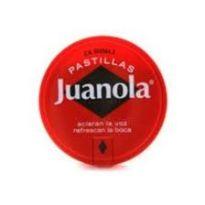 PASTILLAS JUANOLA REGALIZ