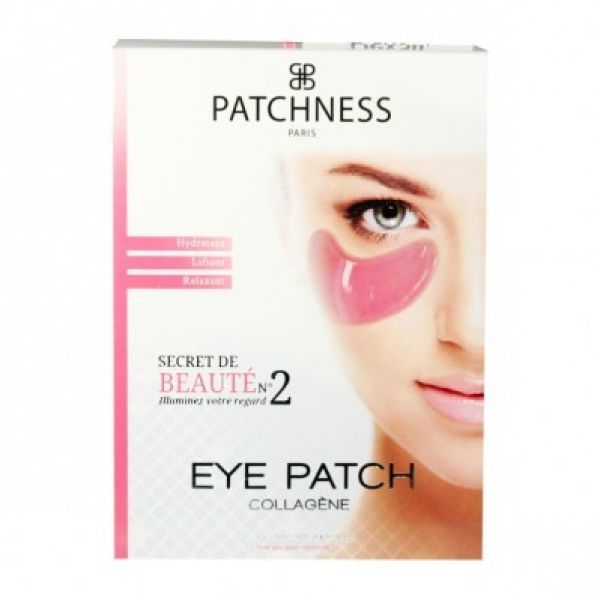 PATCHNESS EYE PATCH SECRET BEAUTE N.2 5 PARES