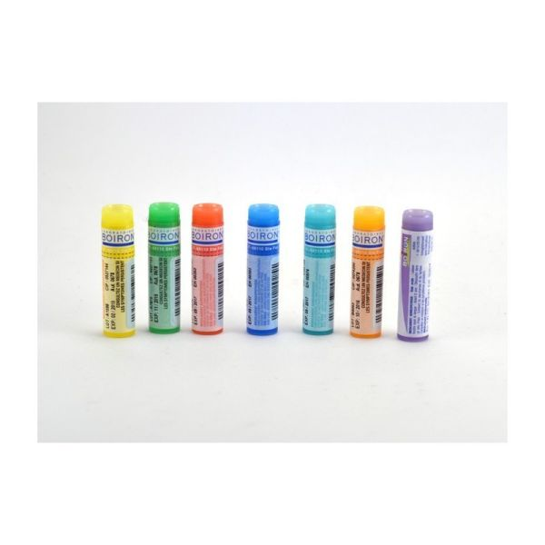 POLLENS 30CH DOSIS