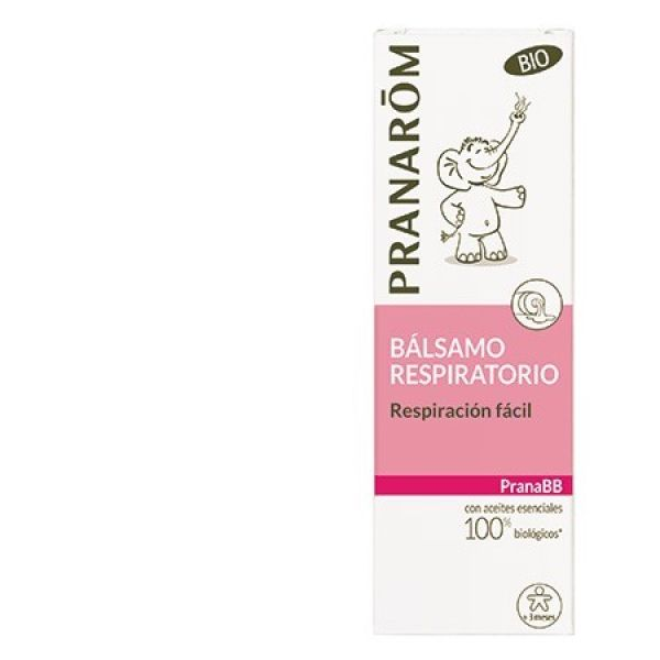 PRANA BB BÁLSAMO RESPIRATORIO GEL 40ML