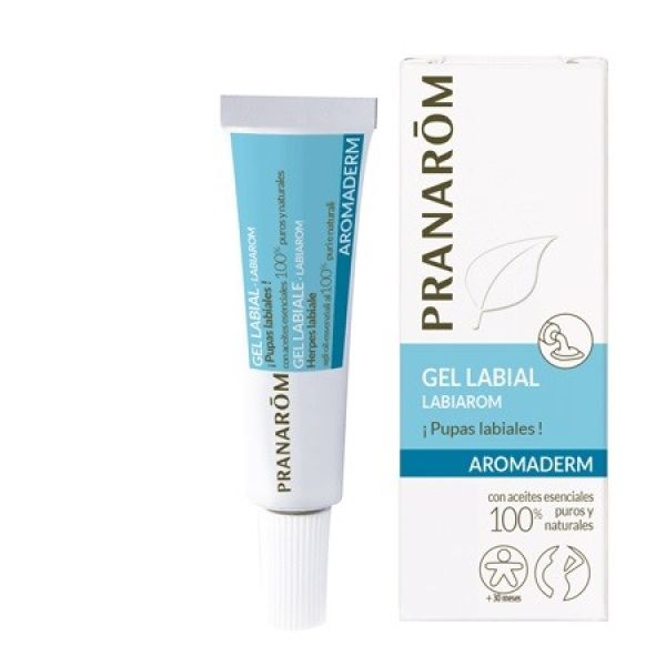 PRANAROM AROMADERM GEL LABIAL 5 ML