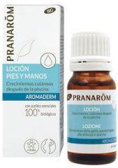 PRANAROM AROMADERM LOCIÓN PIES Y MANOS BIO 10ML