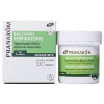 PRANAROM AROMAFORCE BÁLSAMO RESPIRATORIO BIO 80 ML