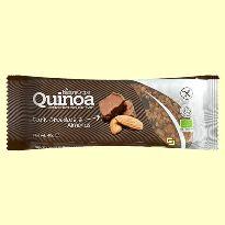 QUINOA BARRITA ALMENDRAS CHOCO