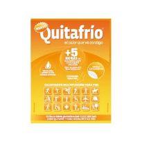 QUITAFRIO PARCHE CALOR PIES 2UD