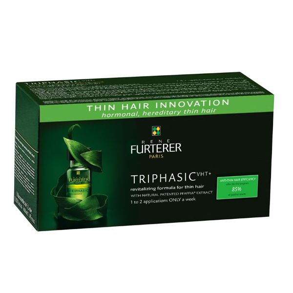 RENE FURTERER TRIPHASIC SERUM ANTICAIDA 8 AMP.