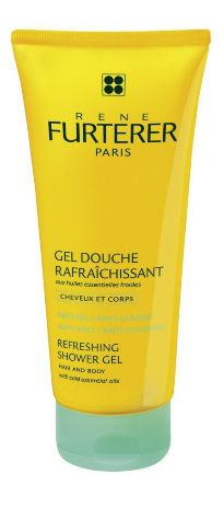 RENE FURTERER GEL DUCHA REFRESCANTE 200ML