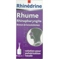 RHINEDRINE RHUME PULVERACION NASAL 13ML