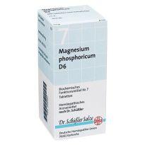 SALES DE SCHUSSLER 7 MAGNESIUM PHOSPHORICUM 80 COMPRIMIDOS