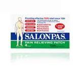 SALONPAS 40 PARCHES