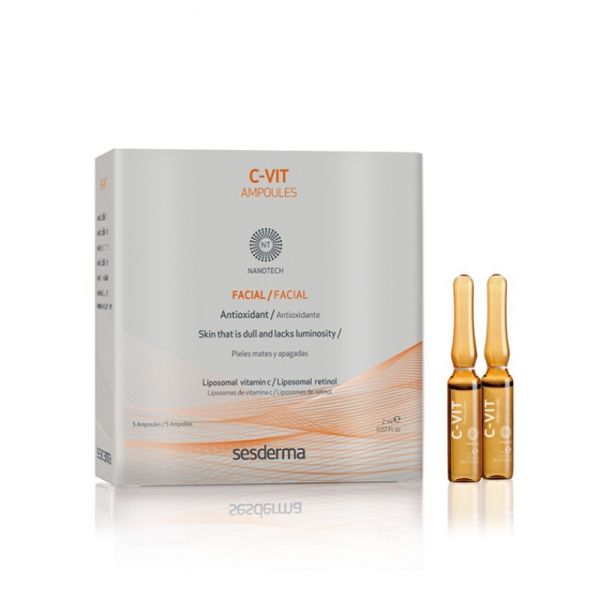 SESDERMA C-VIT SERUM 5 AMP 7ML