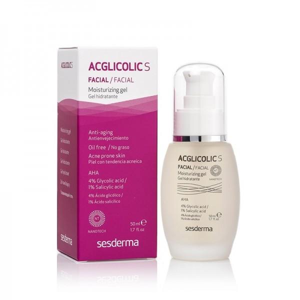 Sesderma acglicolic gel hidratante 50 ml
