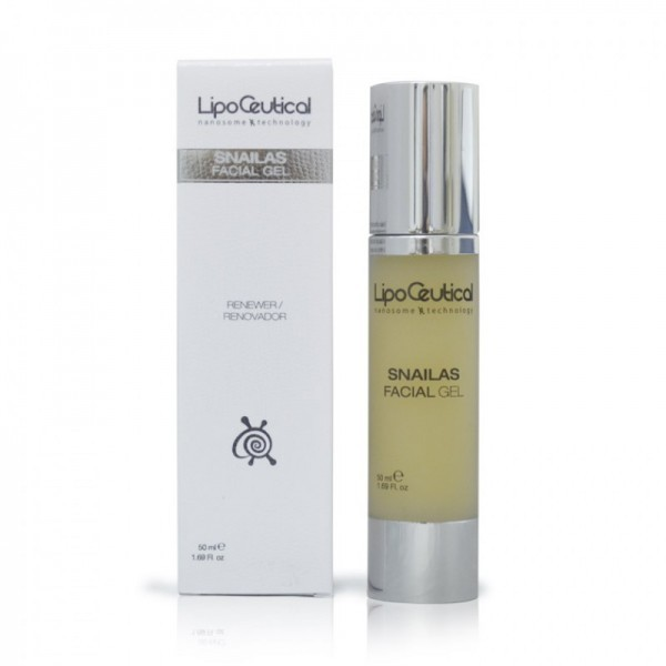 SESDERMA LIPOCEUTICAL SNAILAS GEL FACIAL 50ML
