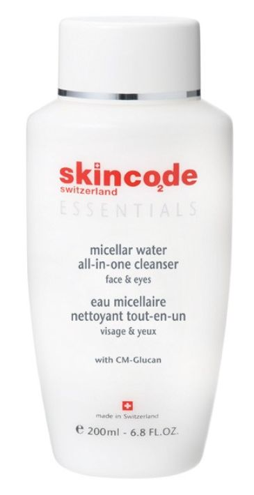 SKINCODE ESSENTIALS AGUA MICELAR 200ML