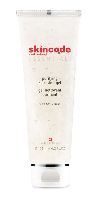 SKINCODE ESSENTIALS GEL LIMPIADOR PURIFICANTE 125ML