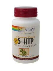 SOLARAY 5 HTP HYPERICO 30 CAPSULAS