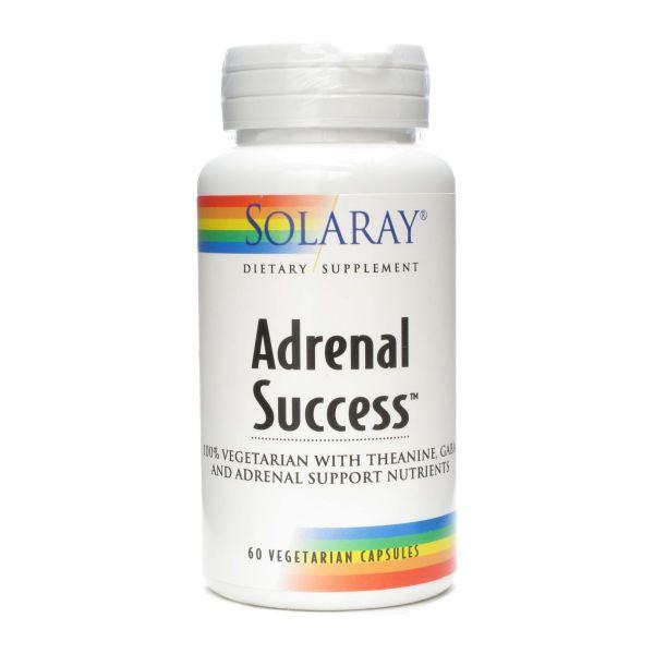 SOLARAY ADRENAL SUCCES 60 CAPSULAS