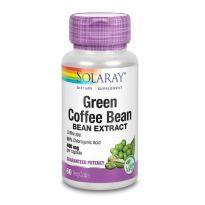 Solaray Extracto de Café Verde 400mg 60 cápsulas