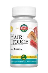 Solaray Hair Force 30 cápsulas