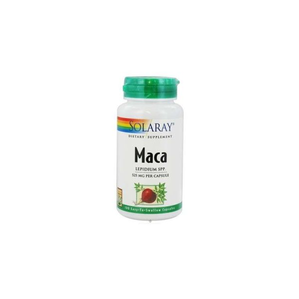 SOLARAY MACA 525MG 100 CAPSULAS
