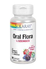 Solaray oral Flora Lozenges 30 comprimidos
