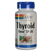 SOLARAY THYROID BLEND 100 CAPS