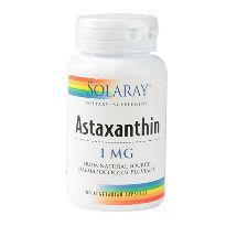 SOLARAY ASTAXANTHIN 10MG 60 CAPSULAS