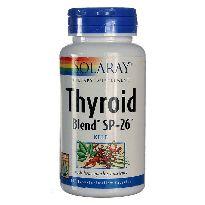 SOLARAY THYROID BLEND 100 CAPS