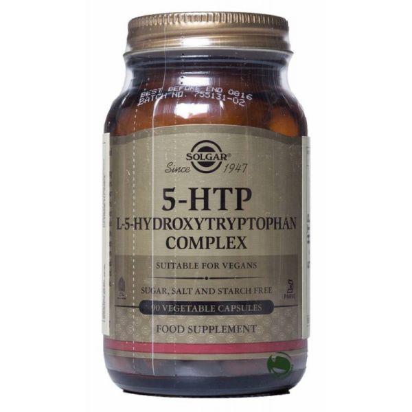 SOLGAR 5 HTP 90 CAPSULAS
