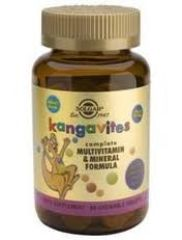 SOLGAR KANGAVITES TROPICAL PUNCH
