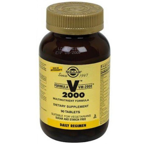 SOLGAR VM 2000 90 COMPRIMIDOS