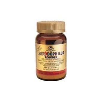 SOLGAR ABC DOPHILUS POLVO 49.6GR