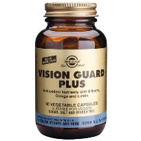 SOLGAR VISION GUARD PLUS 60 CAPSULAS