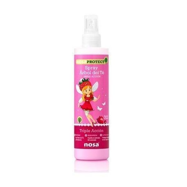 SPRAY TRIPLE ACCION NOSA PROTECT 250 ML