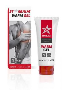 star balm warm gel muscular deportistas 100ml