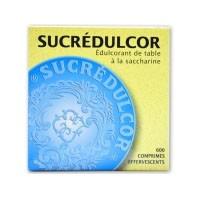 SUCREDULCOR 600 CPR EFFERV.