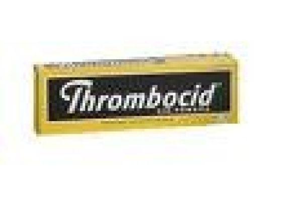 THROMBOCID FORTE 0.5 POMADA 60G