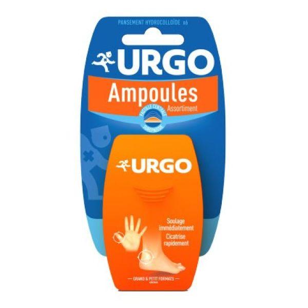 URGO AMPOLLAS 5 APÓSITOS