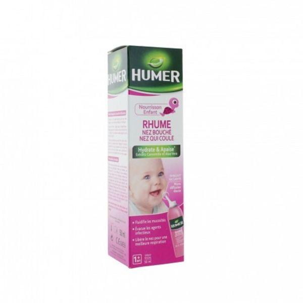 URGO HUMER RHUME ENFANT SPRAY NASAL 50ML