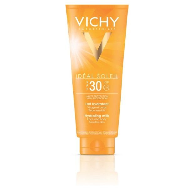 VICHY CAPITAL SOLEIL IP30 LECHE 300ML