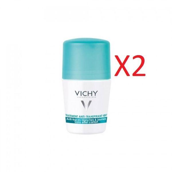 VICHY DEO A_T ANTI TRACES BILLE 50MLX2 VERDE