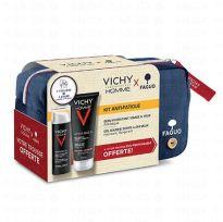 Vichy hombre Hydra Mag-C 50 ml y Gel de ducha 200 ml
